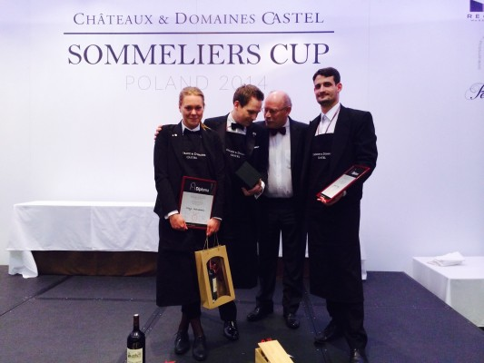 SOMMELIERS CUP POLAND 2014